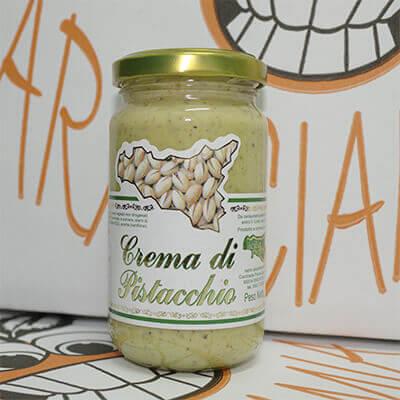 Crema di Pistacchio - Arancia Mia