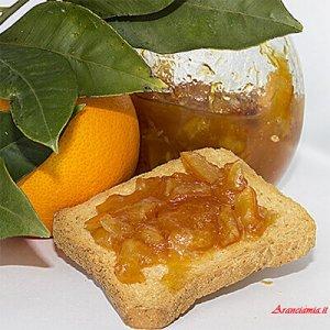 Marmellata extra Arance - Arancia Mia