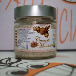 Crema di mandorle - Arancia Mia
