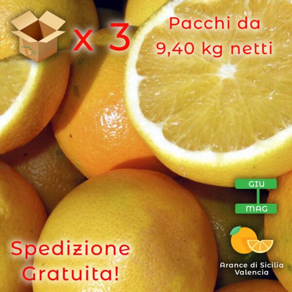 arance valencia - arancia mia