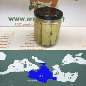 Filetti di tonno bianco alalunga - Arancia Mia