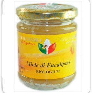 Miele di eucalipto - arancia mia