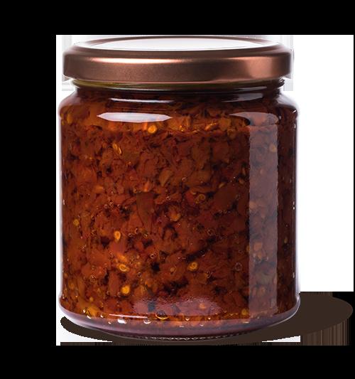 capuliatu di pomodoro - Arancia Mia