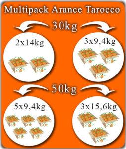 multipack - arancia mia