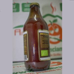 salsa pronta pomodoro ciliegino - arancia mia